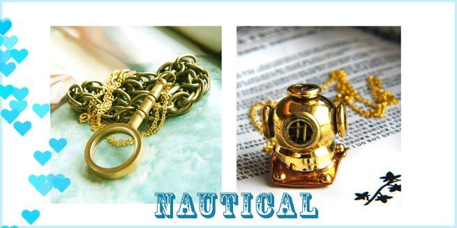 nautical themed jewellery