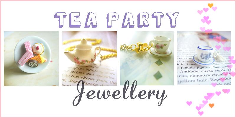 tea party jewellery