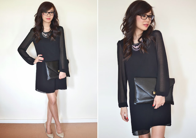 How To Style Black Dress
