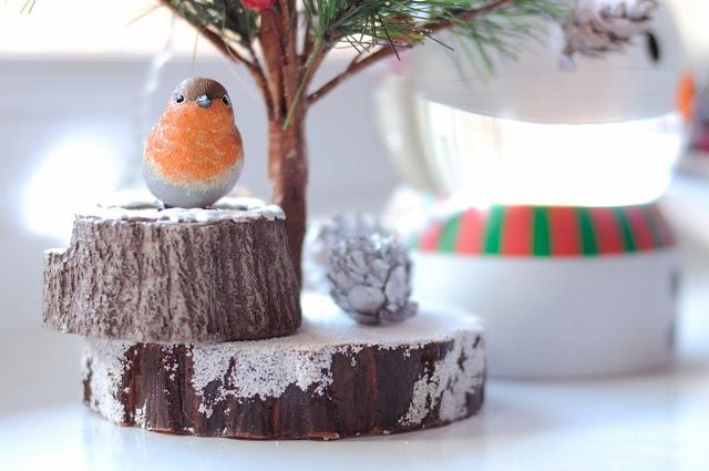 Christmas decorations, Christmas decorations from m&s