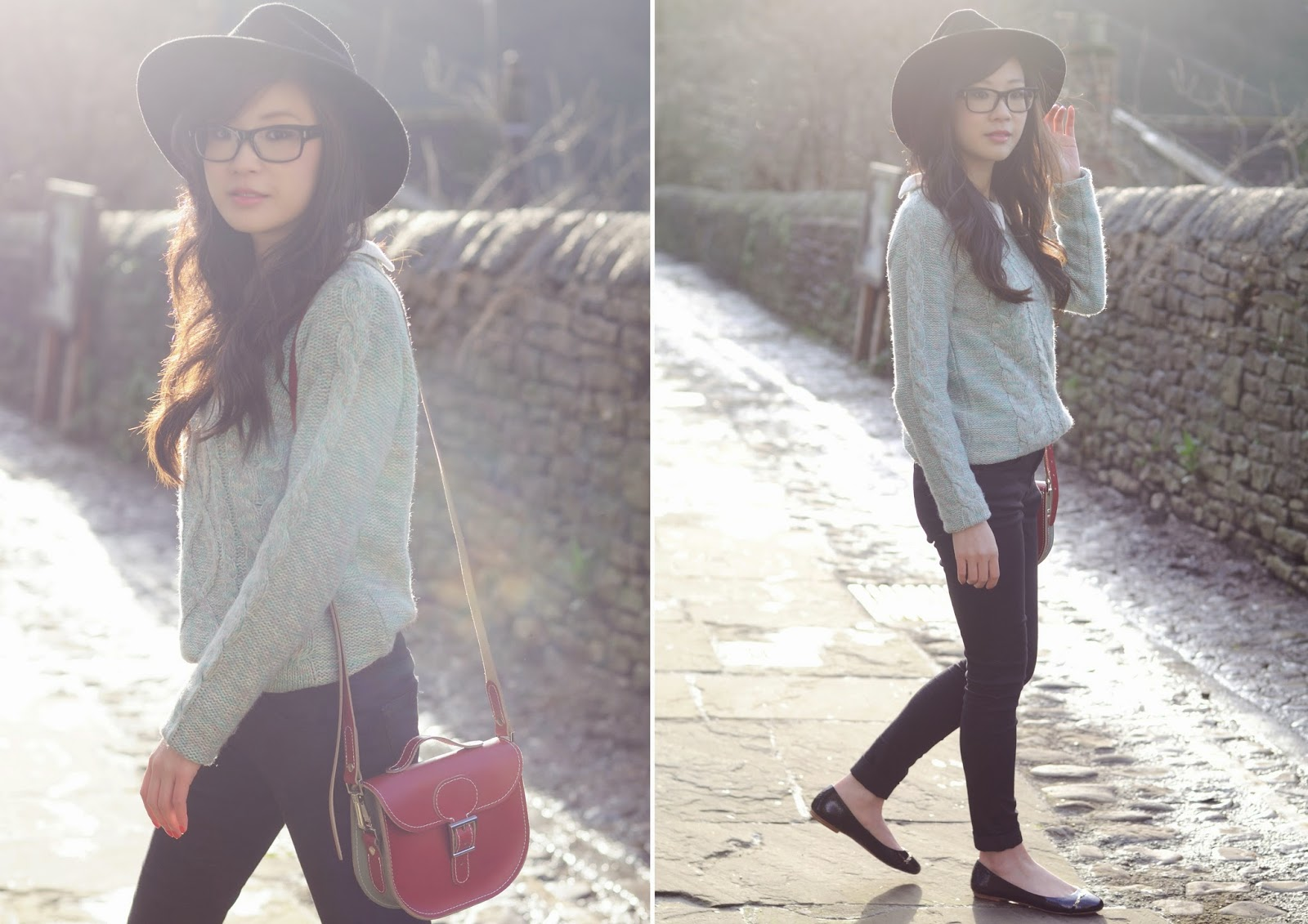 fashion blogger winter outfit