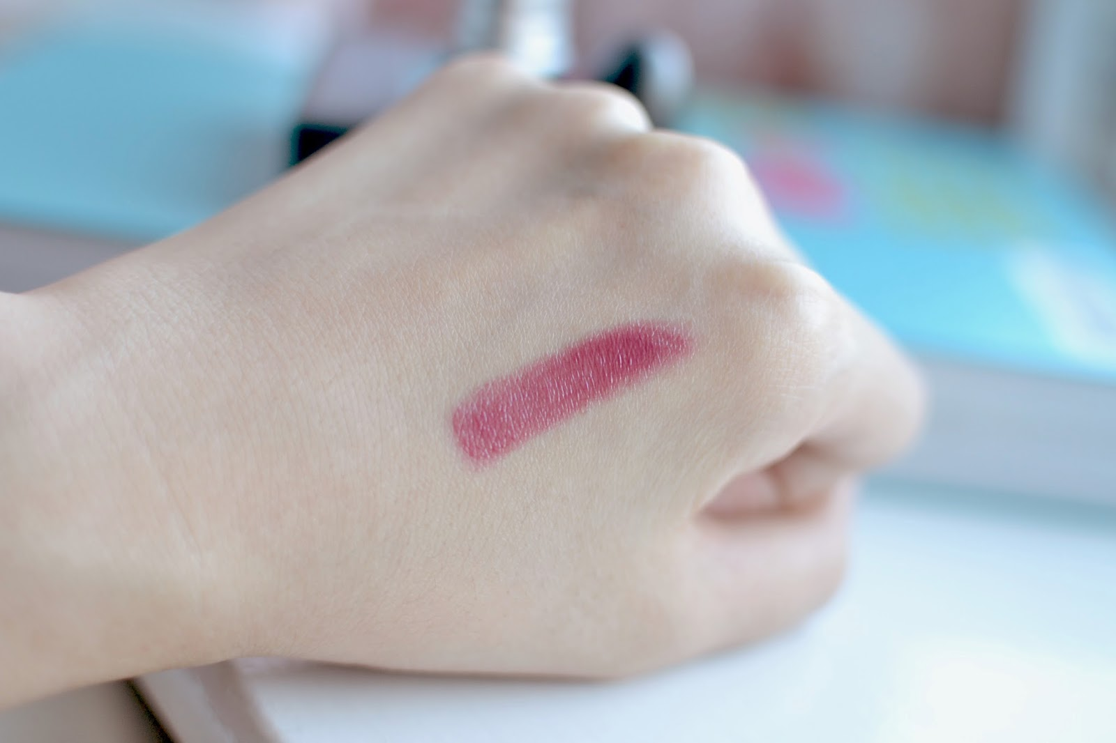 MAC plumful review, lipstick for asian skin tones