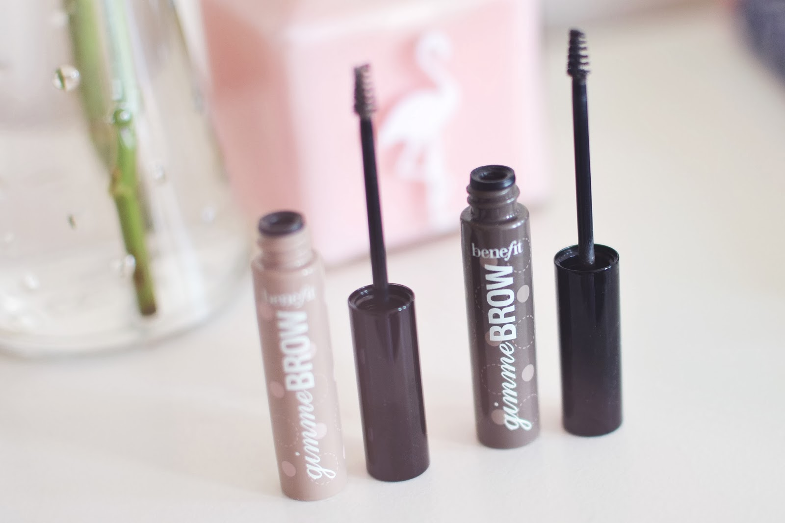 Gimme brow benefit cosmetics review