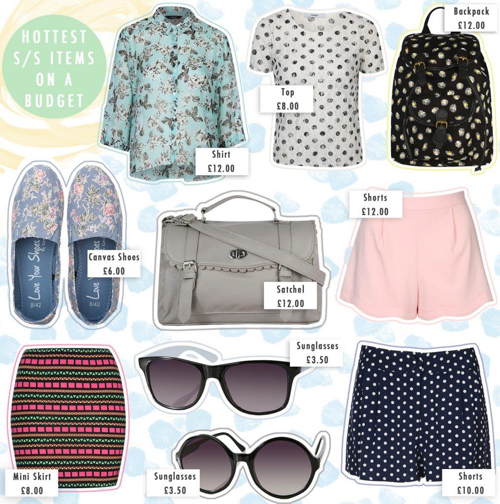 fashion blogger, high street affordable fashion for spring summer
