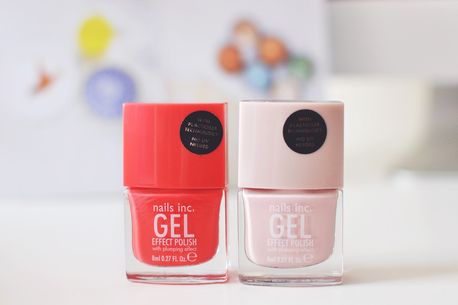 Nails inc Gel Effect Polish Review