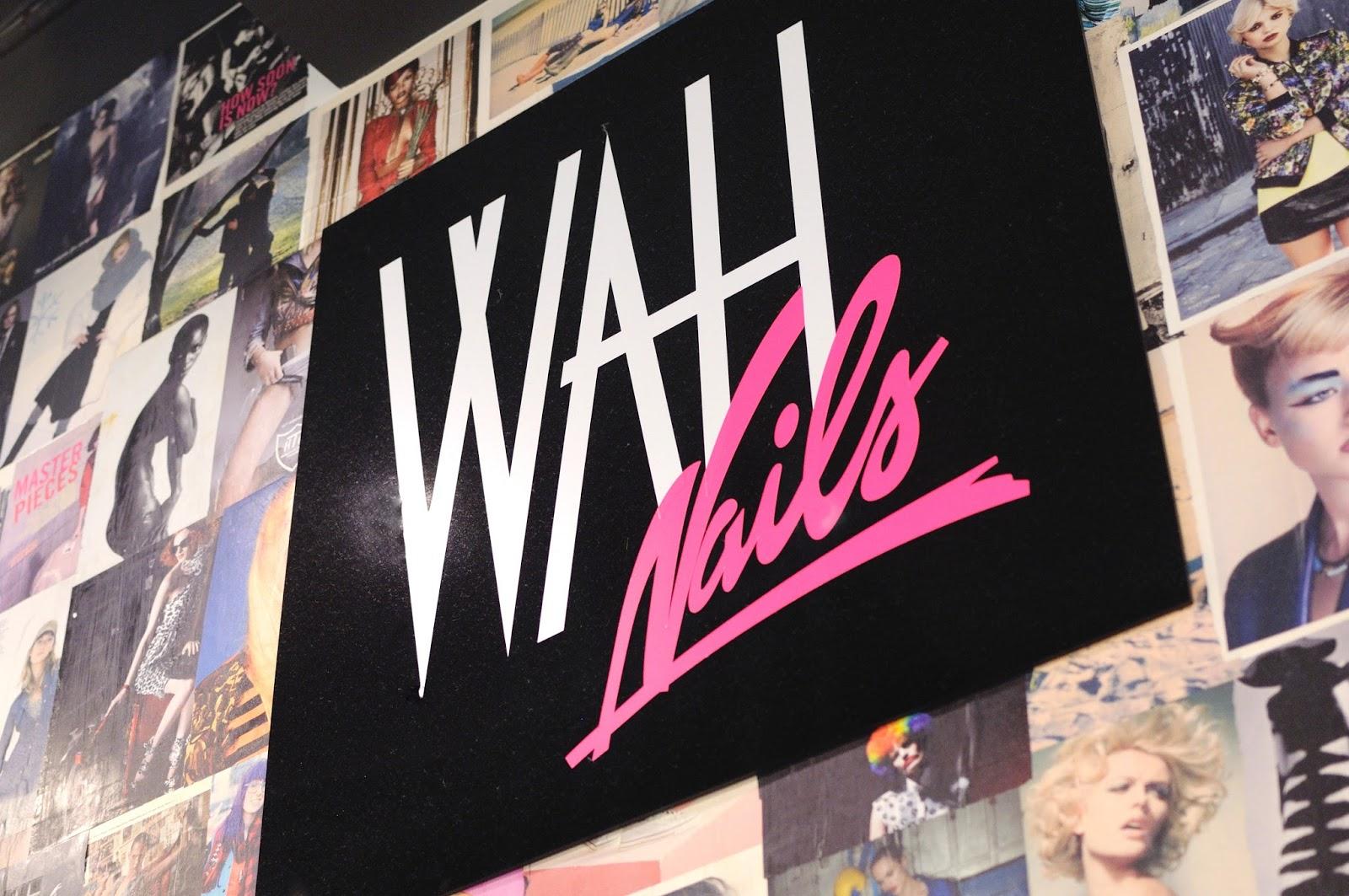 wah nails in london