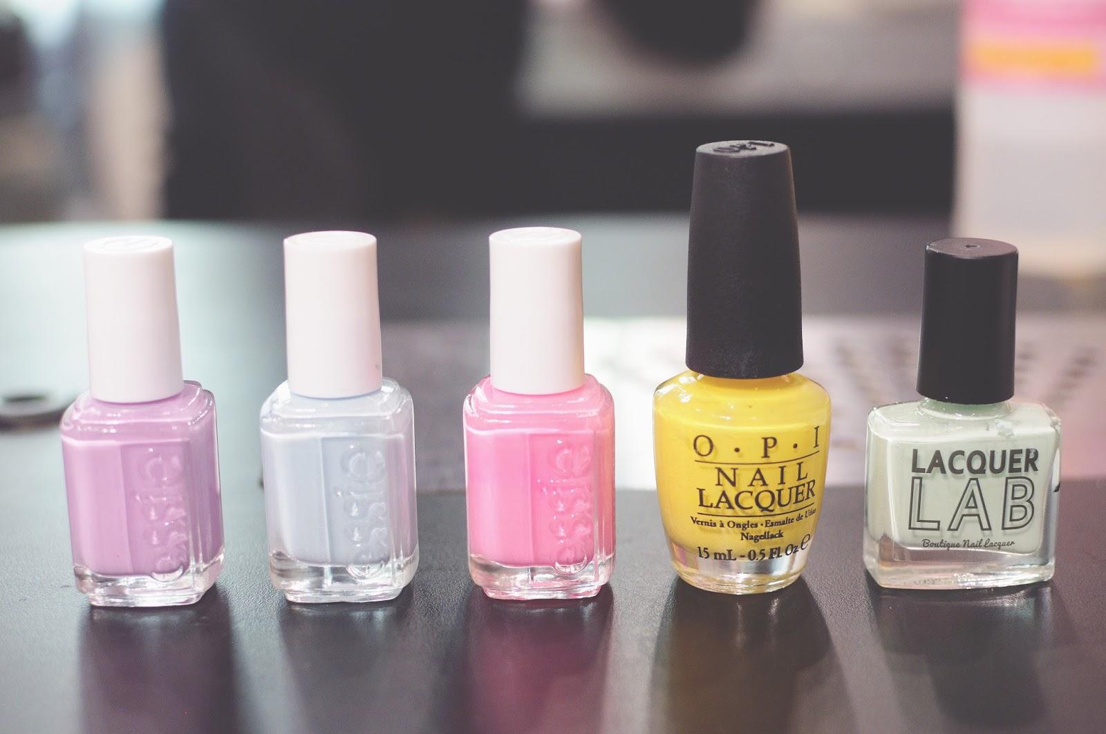 best pastel nail polish