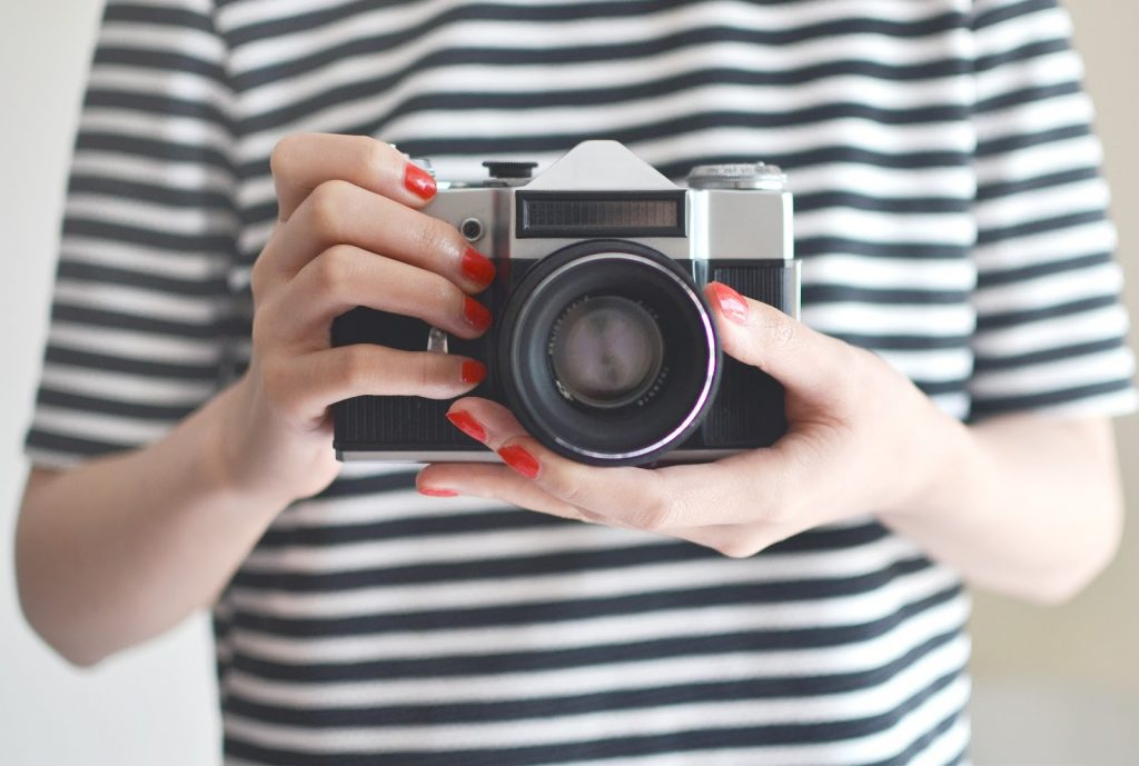 Photography advice for fashion and beauty bloggers