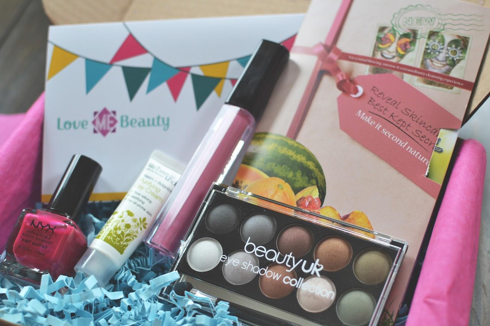 love my beauty box june 2014