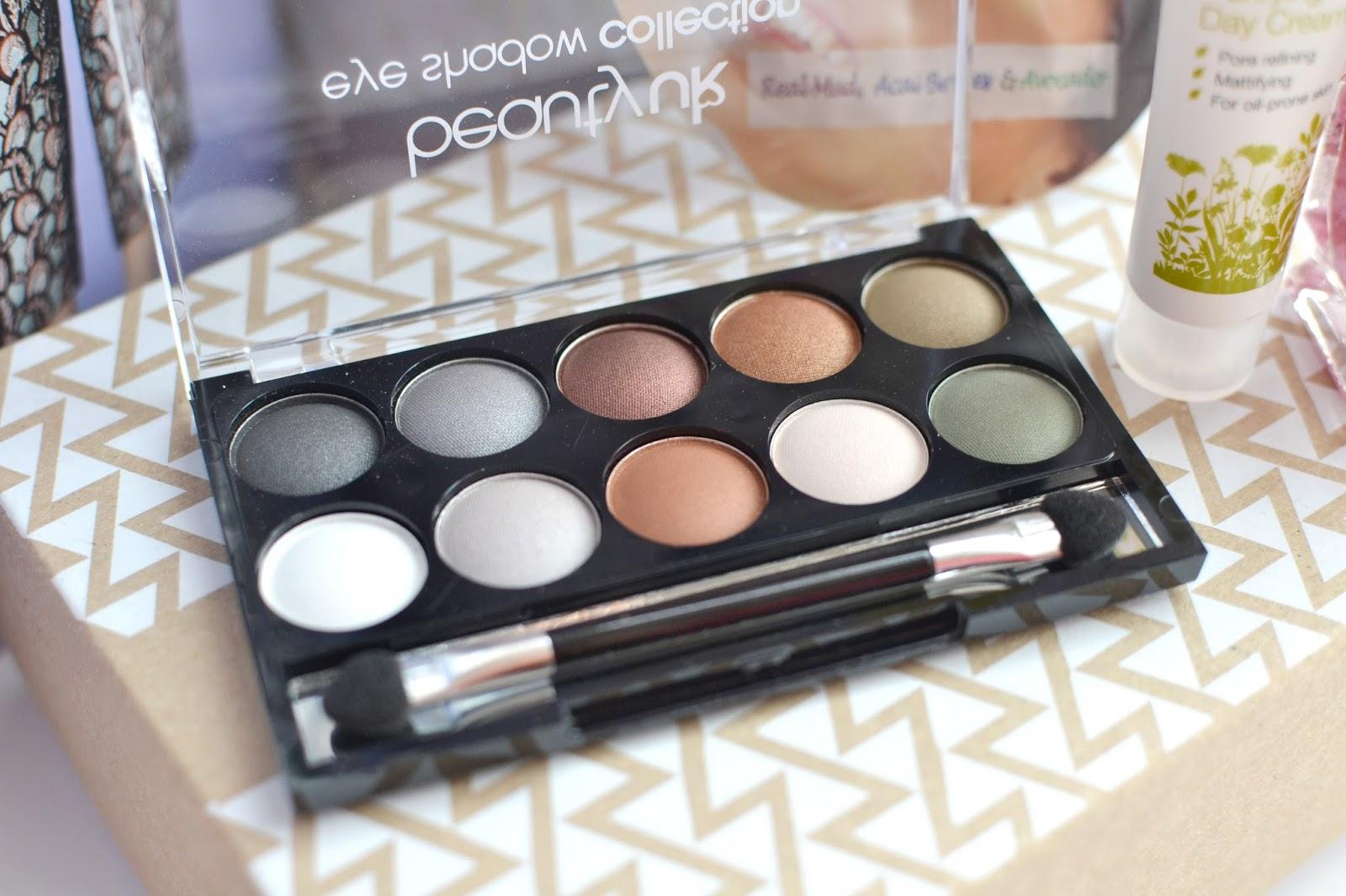 beauty uk eyeshadow palette