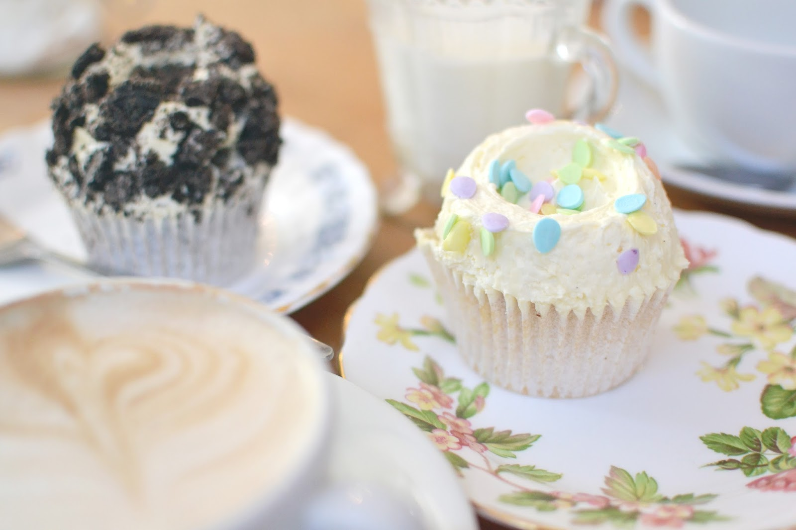 places to visit in newcastle, the great british cupcakery
