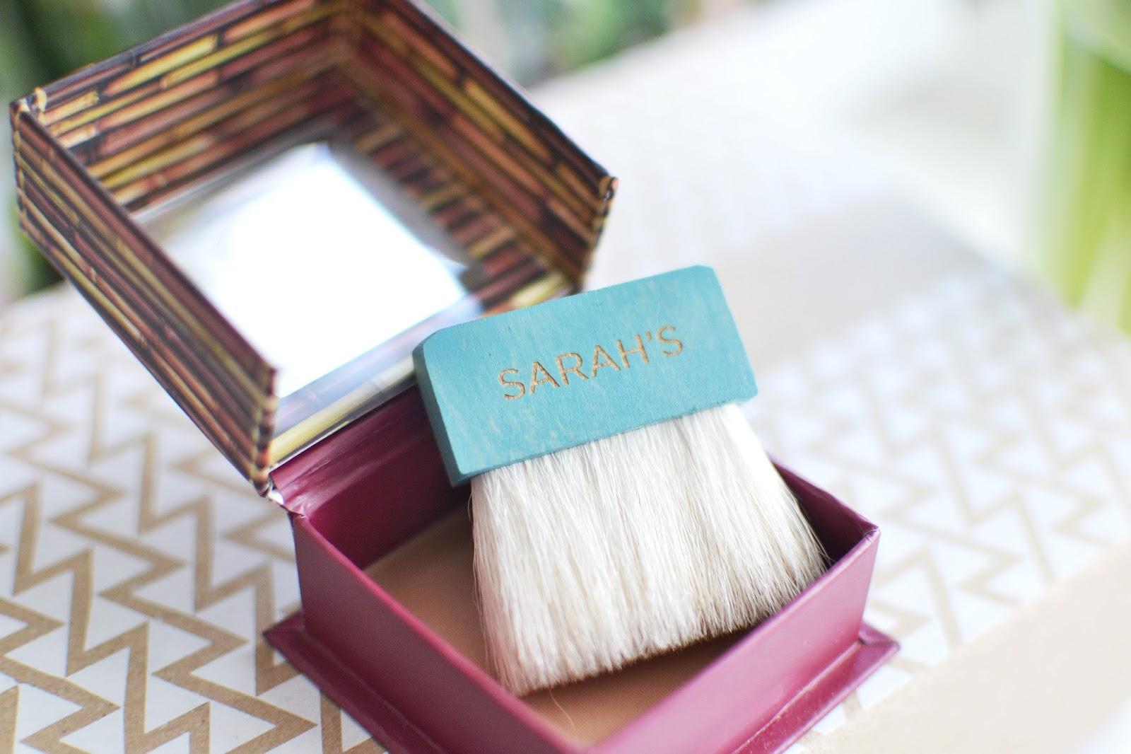 Benefit Hoola, matte bronzing powder