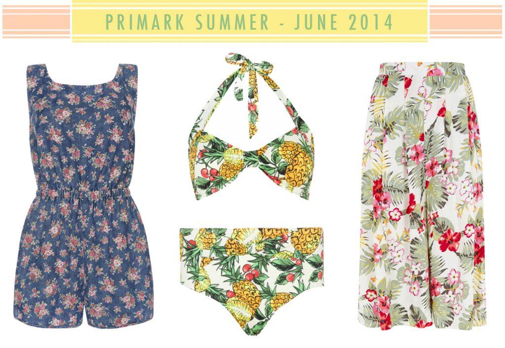 Primark Summer collection 2014