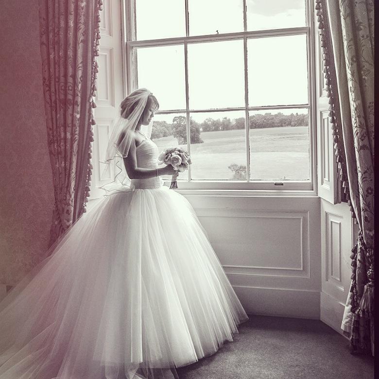 wedding dress, bridal dress
