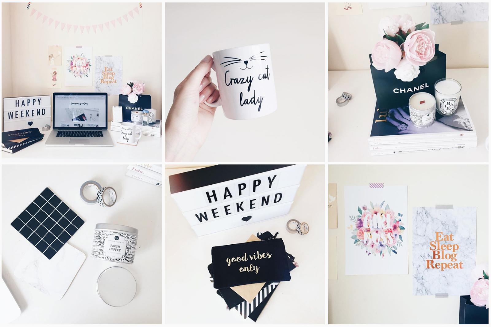 themed instagram blogger