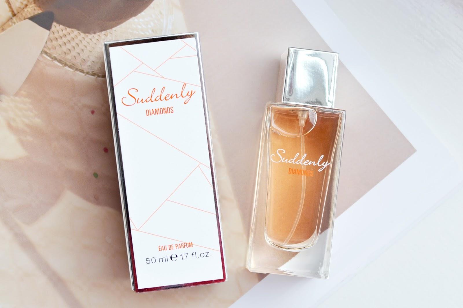 suddenly diamonds perfume, suddenly diamonds perfume lidl, lidl perfume