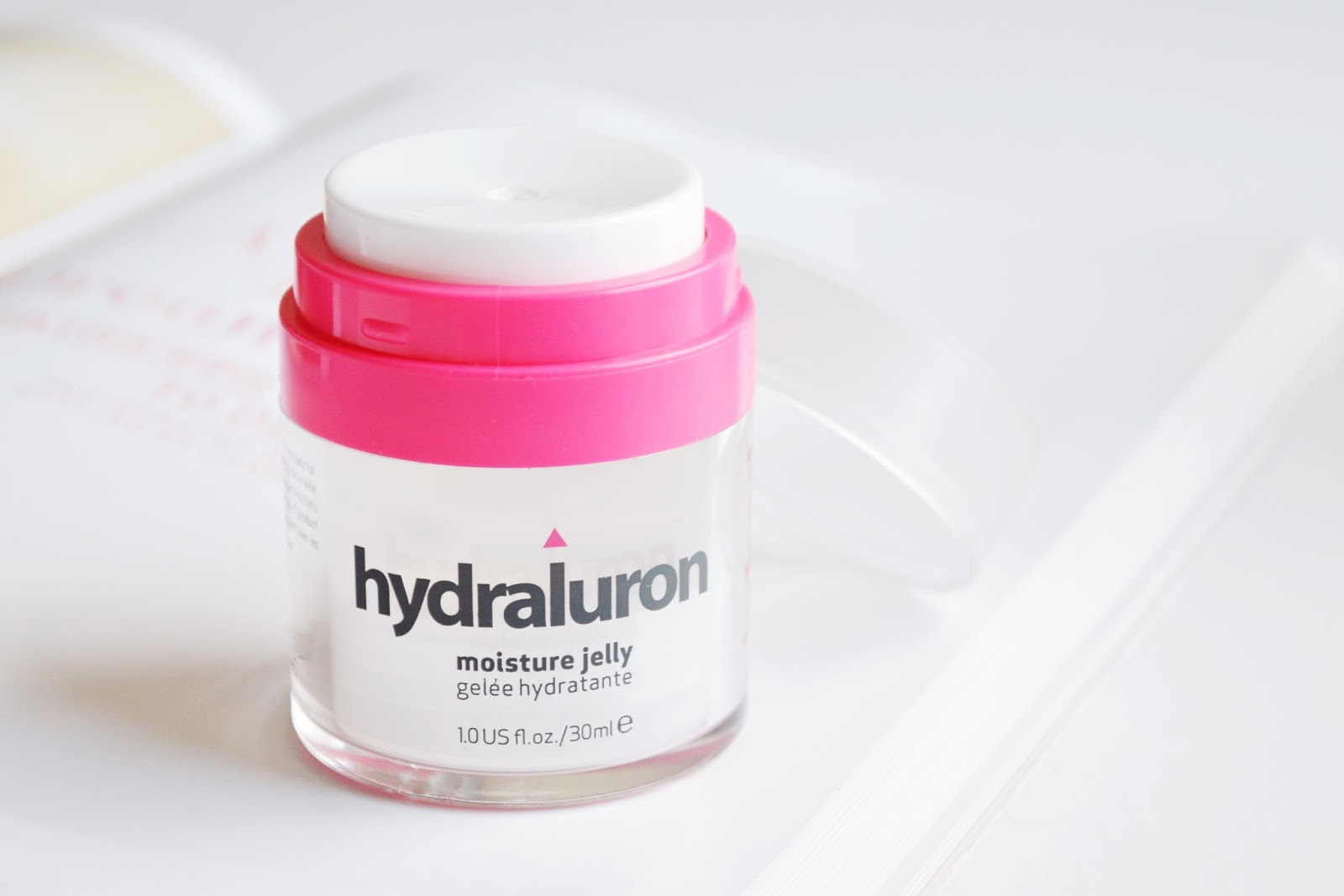 Hydraluron Moisture Jelly review