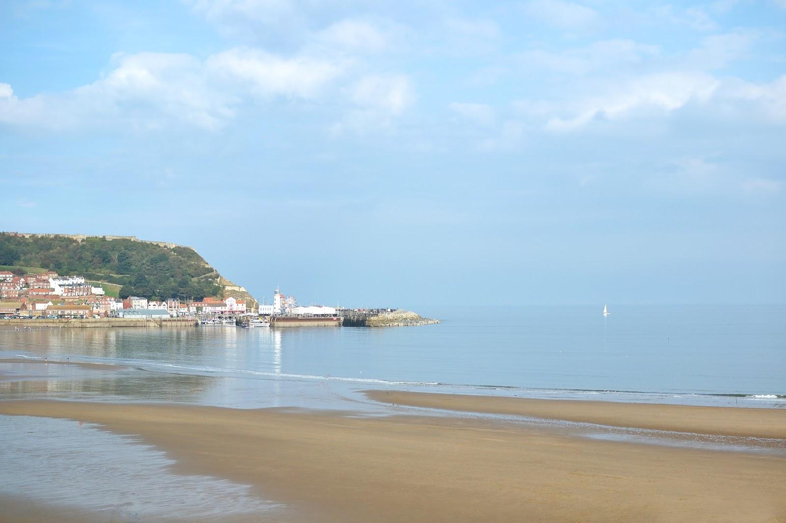 Scarborough beach, coastal towns, seaside town, british seaside
