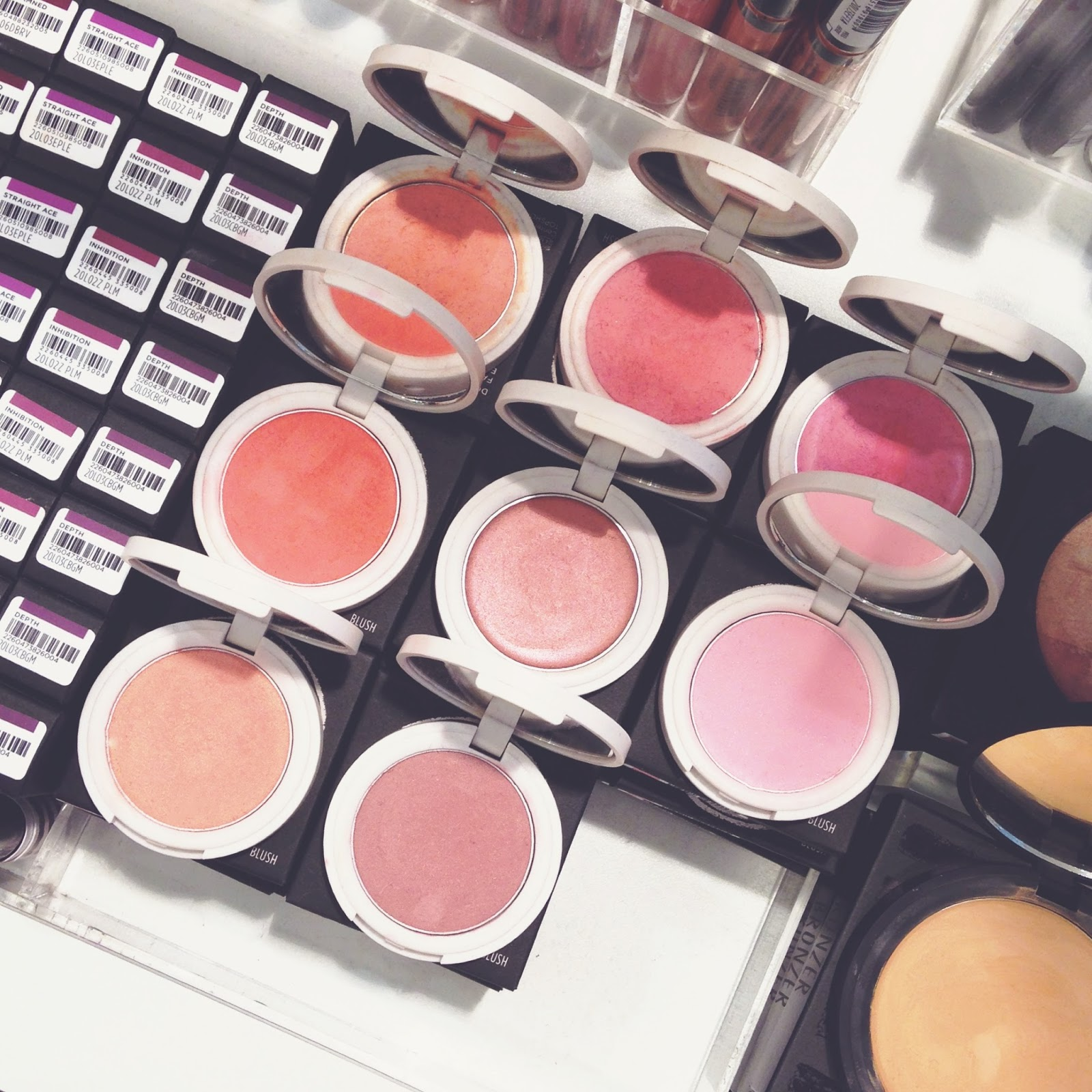 topshop blushers, beauty blog, uk beauty blogger