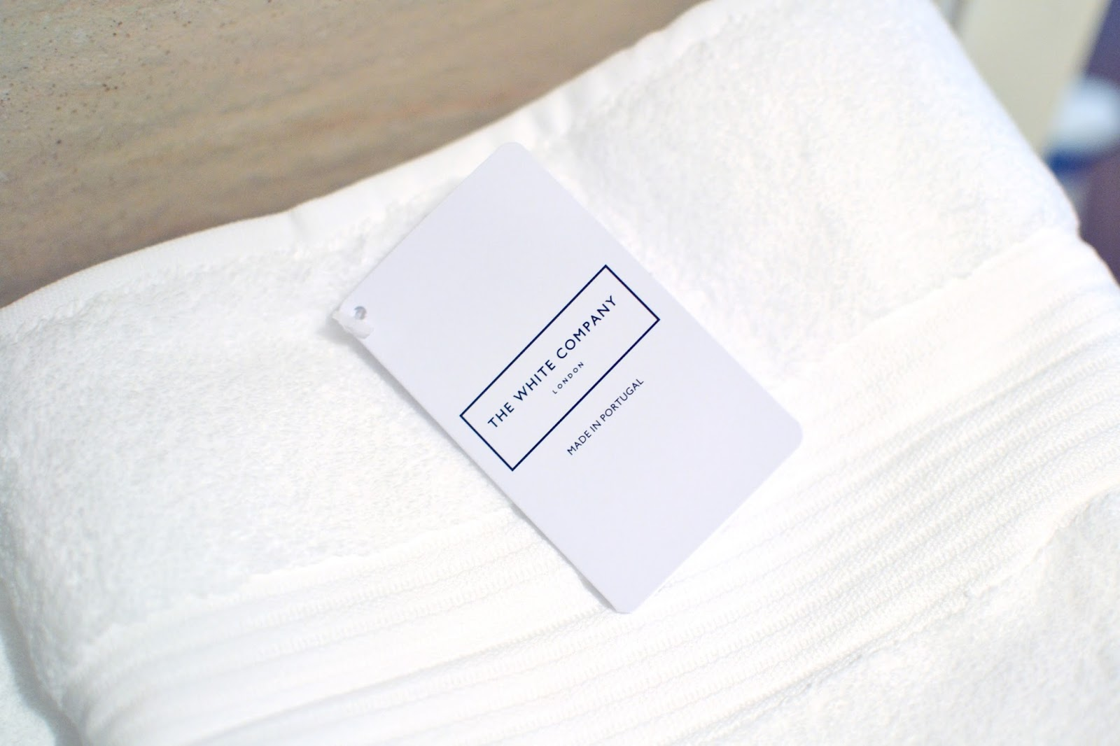 the white company towels, white towels for bathroom