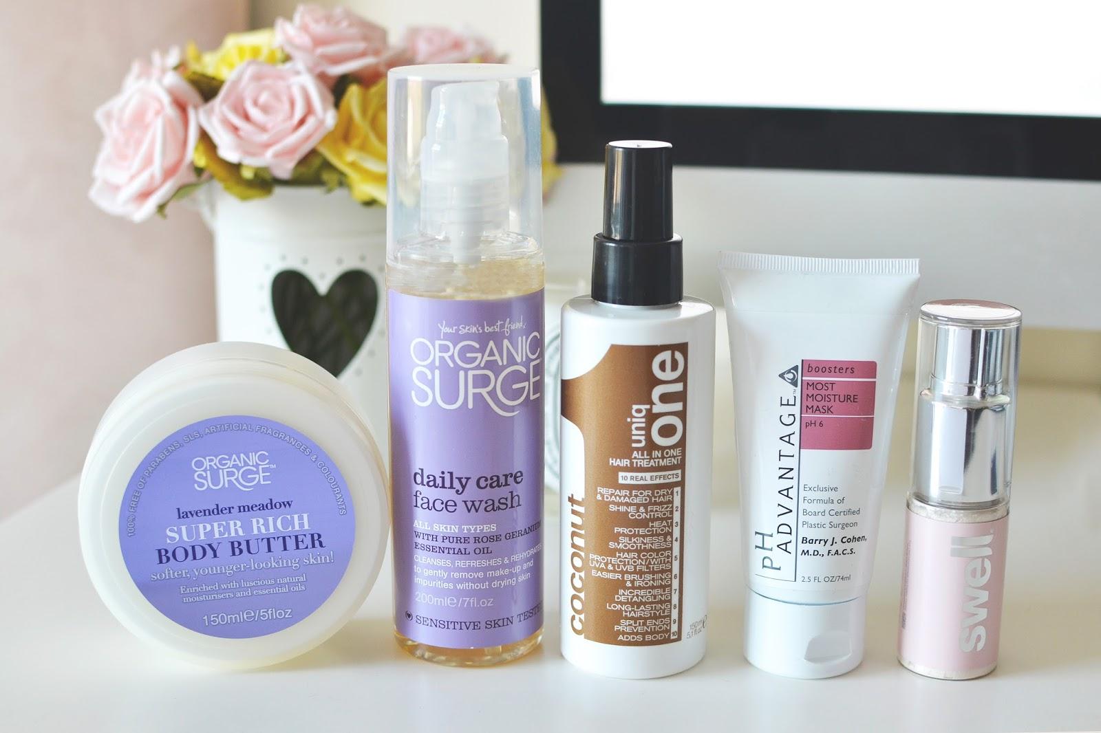 beauty blog, monthly favourites, uk beauty blog