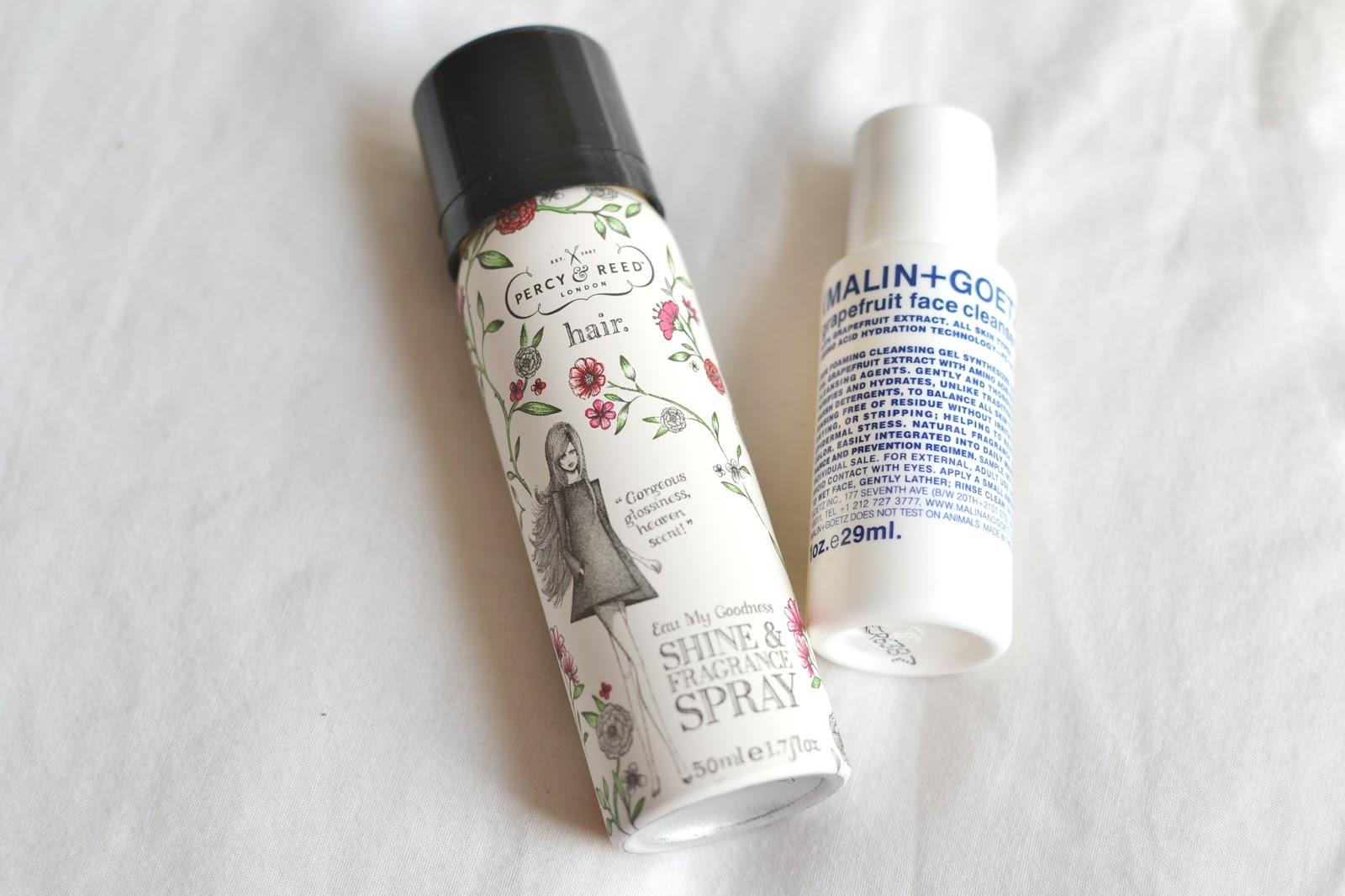 beauty blogger, hair fragrance