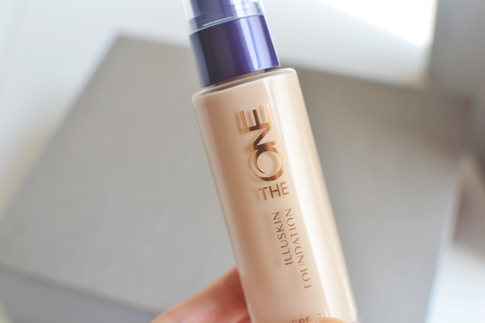 foundation with a luminous flow, affordable foundation, oriflame illuskin foundation