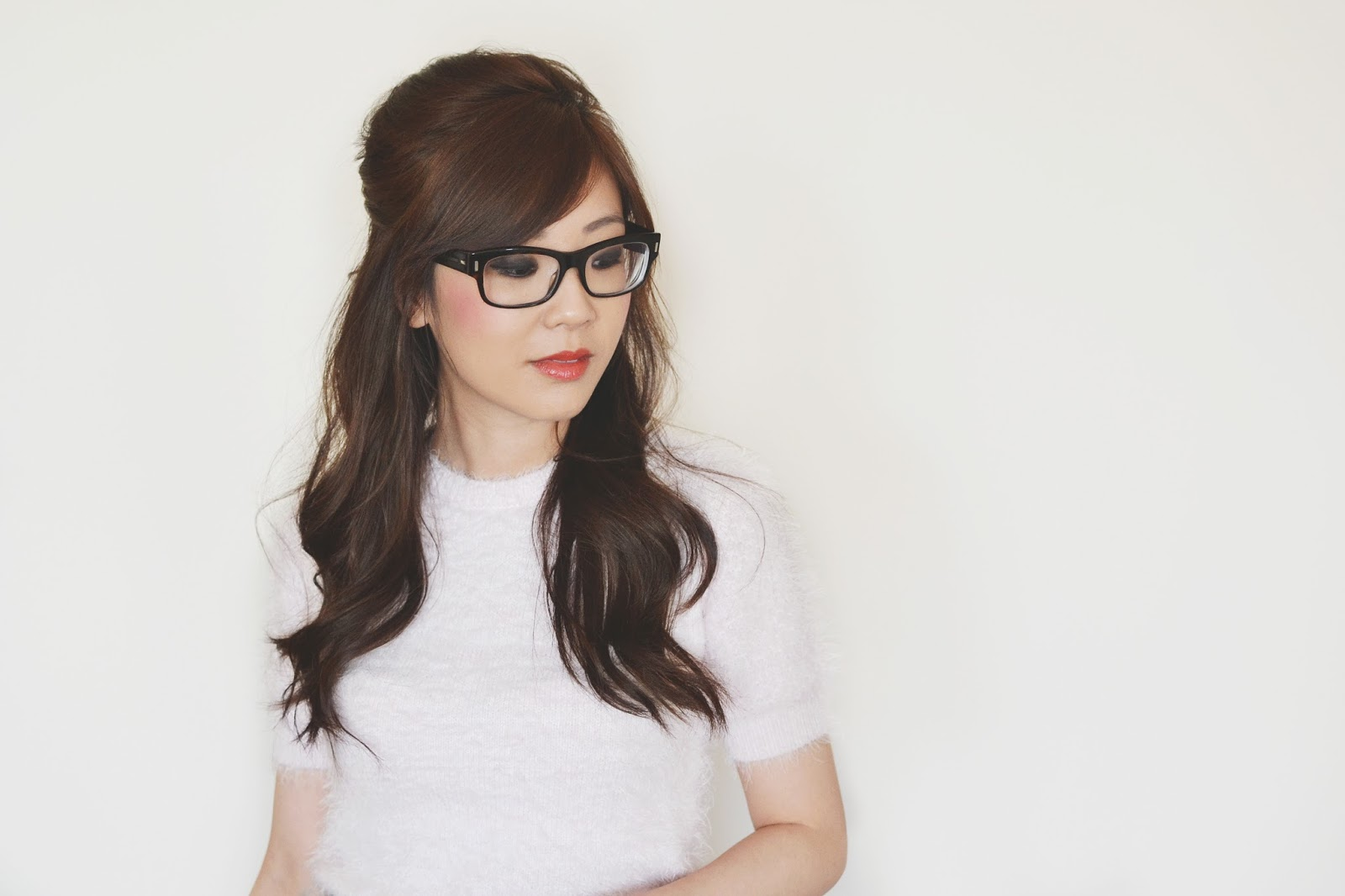 hair style for brunettes, hair style for medium length hair