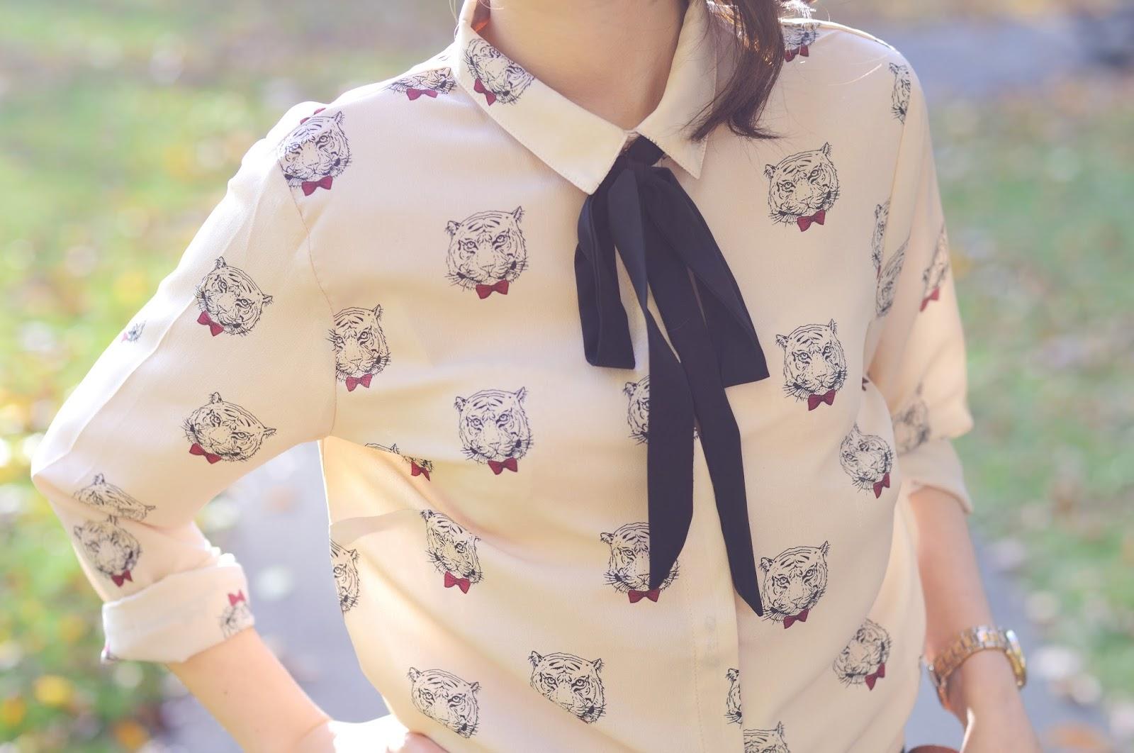 women's shirts, how to wear shirts in Winter