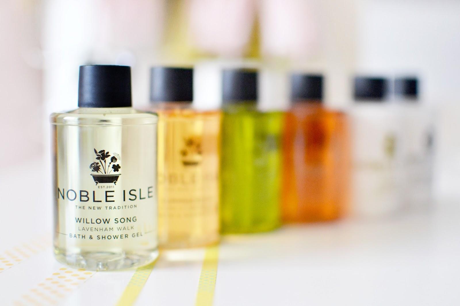 Noble Isle Deluxe Traveller Set