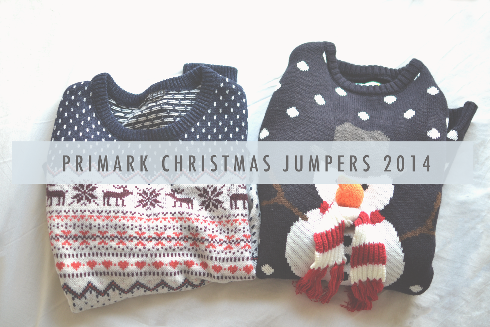 primark christmas jumpers, christmas jumpers from primark 2014