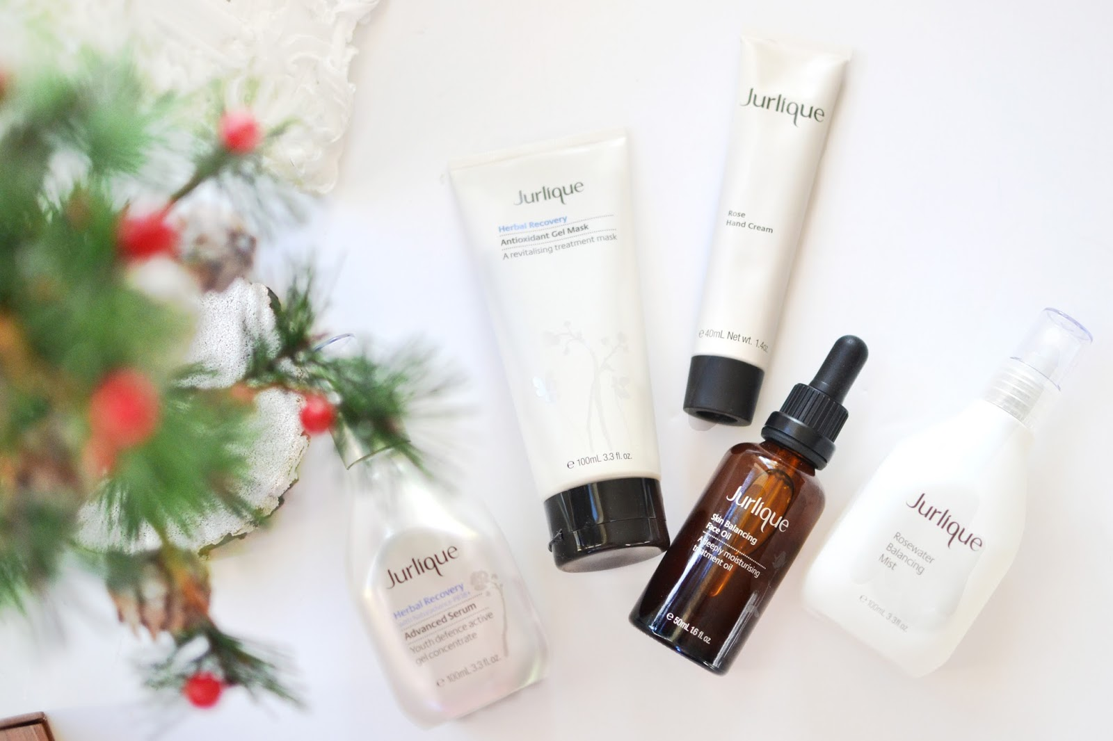Jurlique skincare review, jurlique ultimate face and body collection