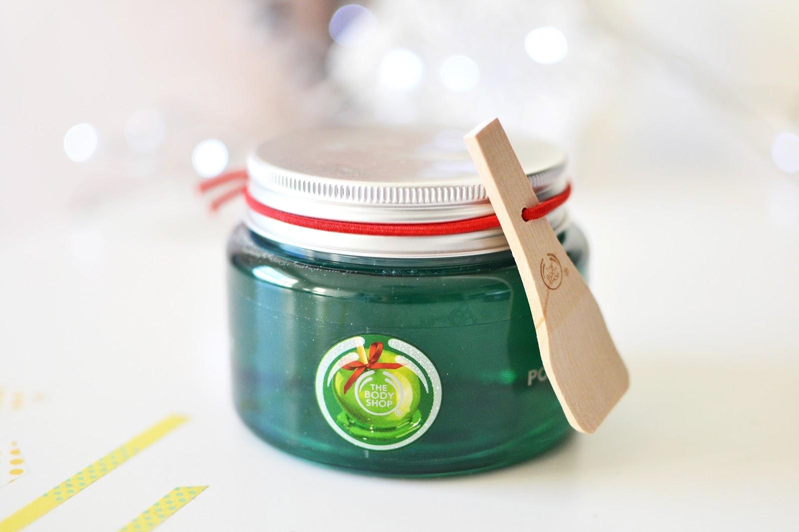 the body shop glazed apple, glazed apple bath jelly