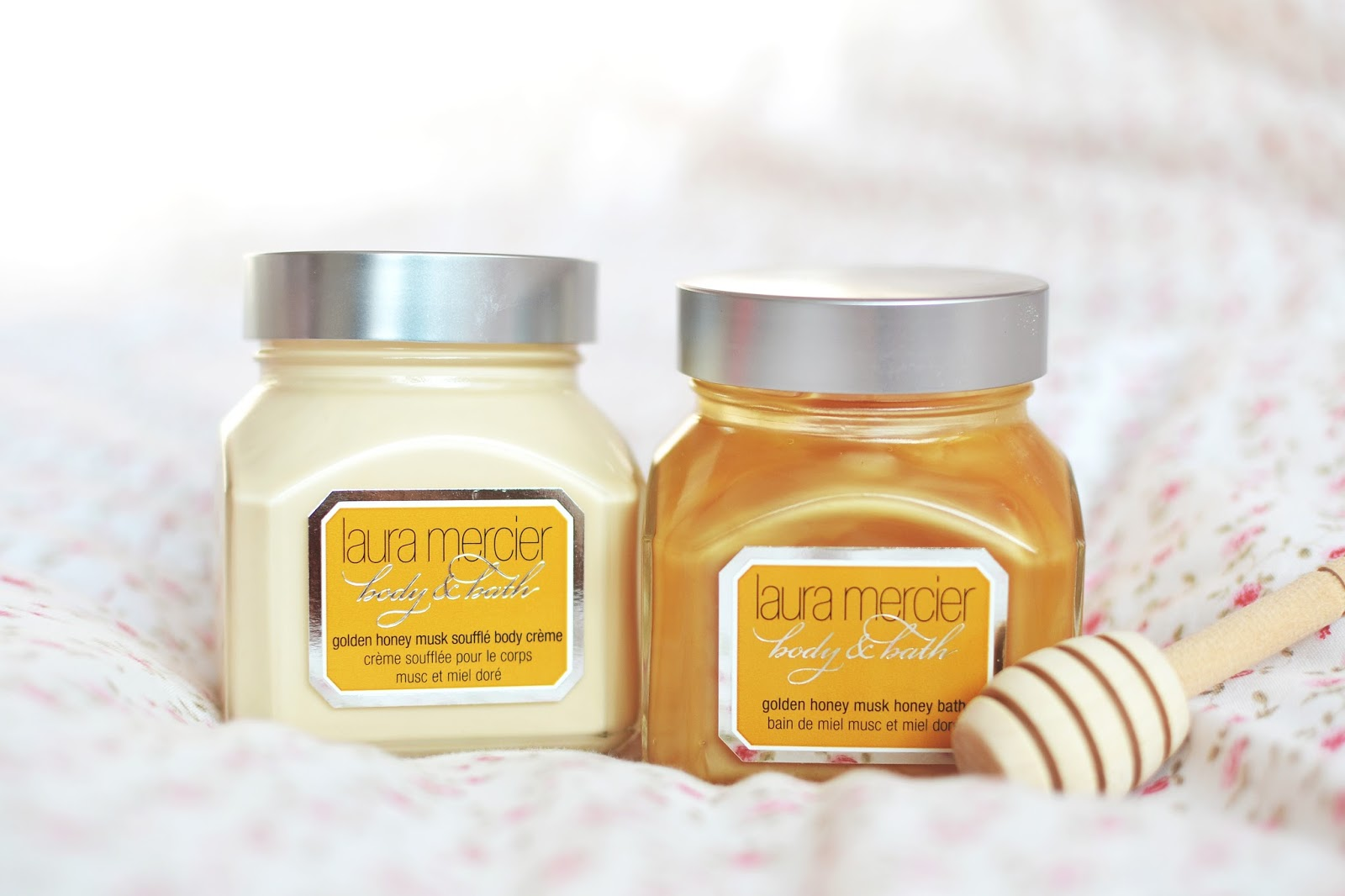 laura mercier honey bath
