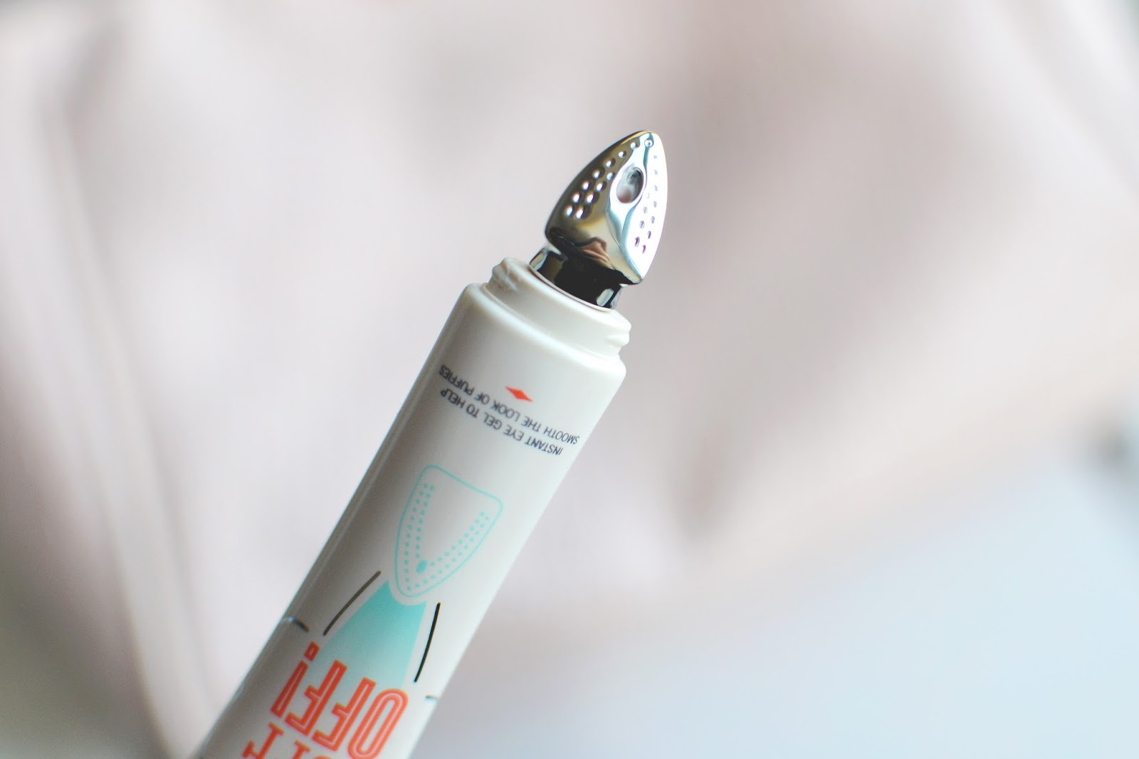Puff Off! By Benefit Cosmetics instant eye gel