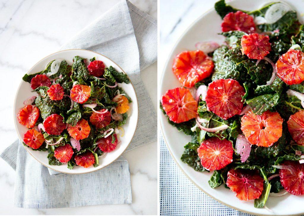 kale salad, ways to eat kale