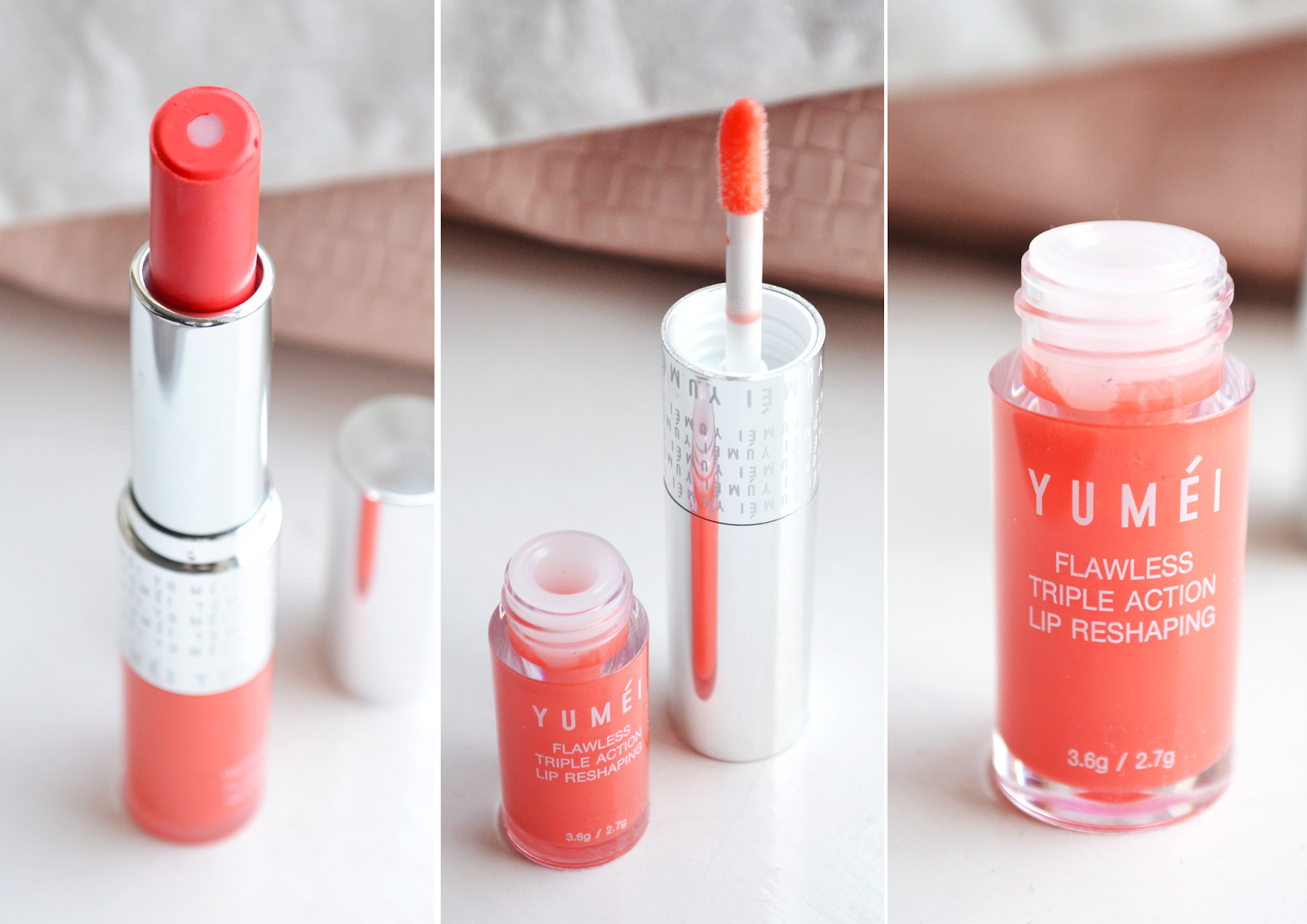yumei triple action lip