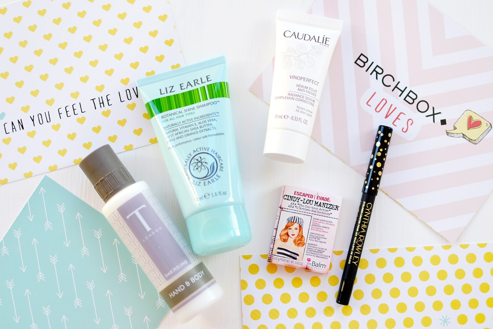 birchbox february 2015, birchbox uk february 2015