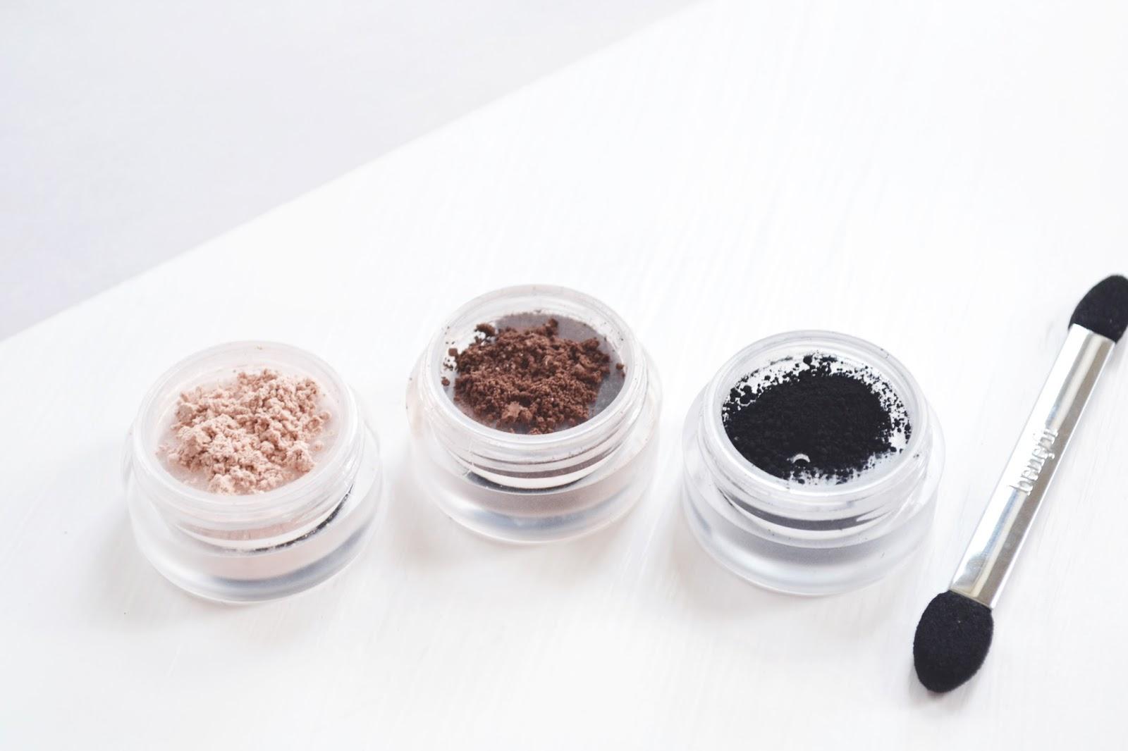 mineral eyeshadow, organic eyeshadow, organic make up
