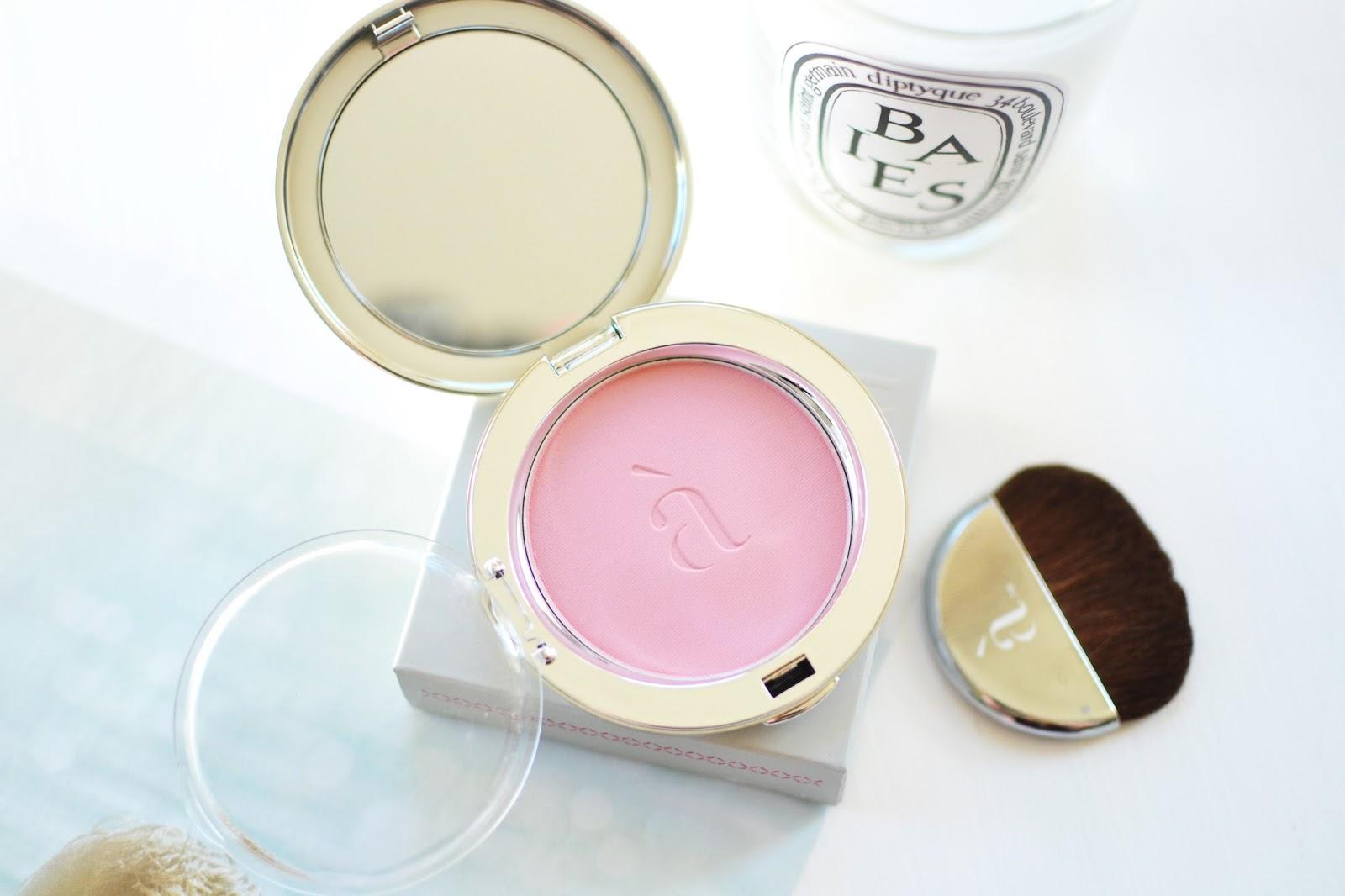 pink blusher, pink blush, a la carte matte blush touch