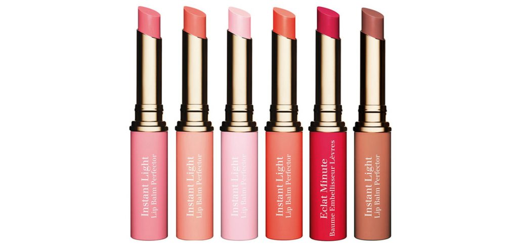 Clarins Garden Escape Lip Balm, new lipsticks for spring 2015