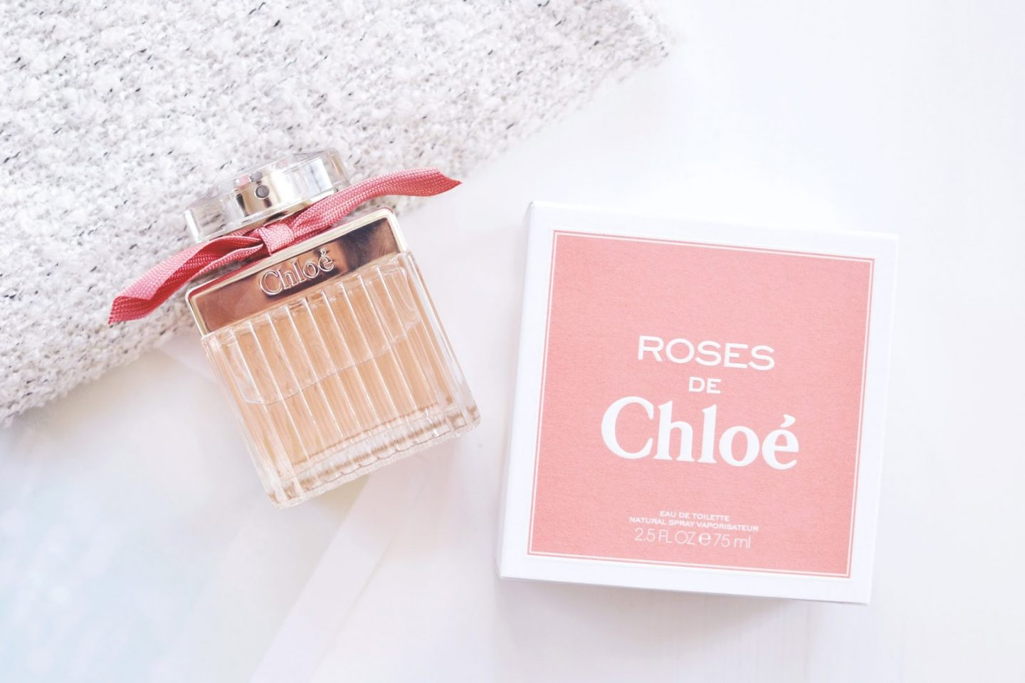 Roses De Chloé Perfume A Rose Perfume With A Modern Twist