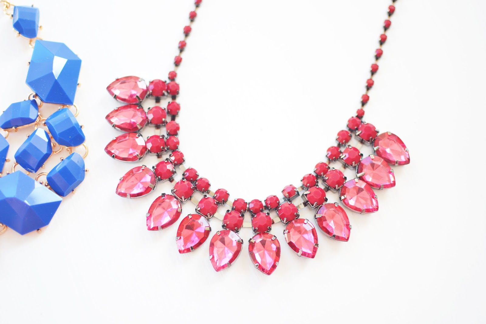 lidl fashion range, affordable statement necklace, statement necklaces