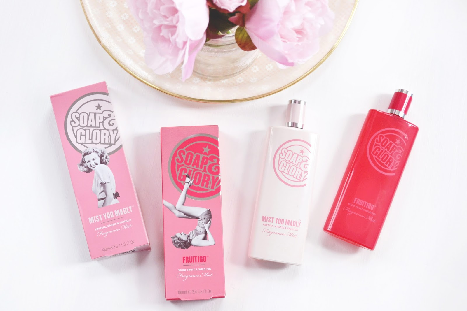 soap&glory fragrance mist