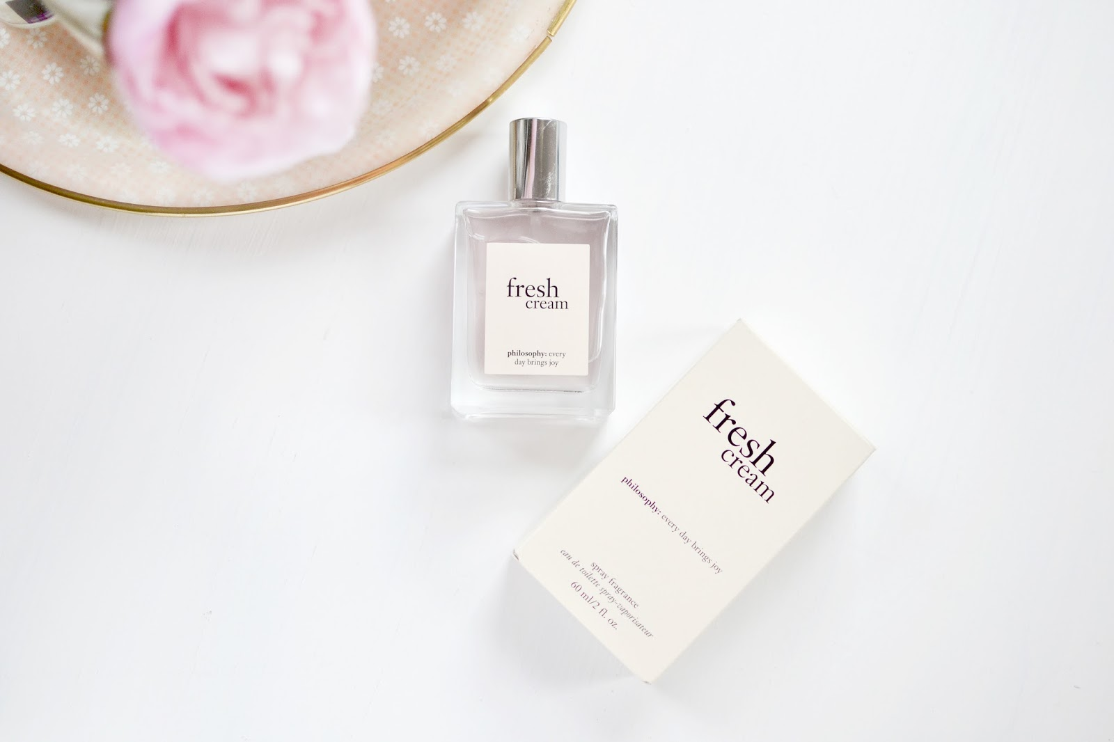 philosophy fresh cream fragrance