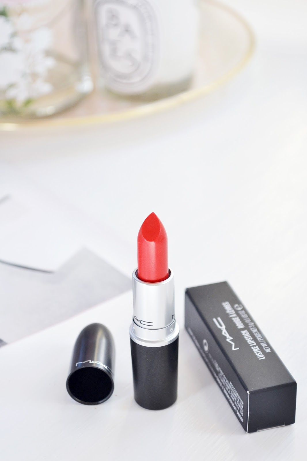 Mac 5 Alarm lipstick review