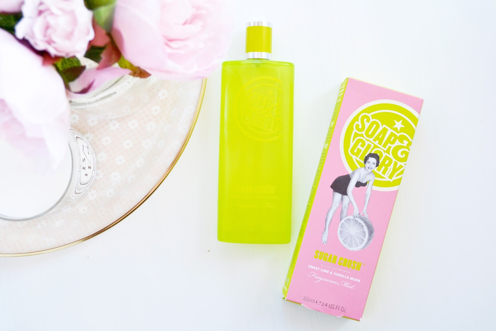 Soap And Glory's Sugar Crush Fragrance