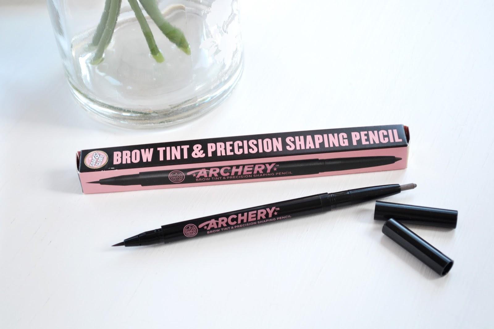 soap&glory archery brow pencils