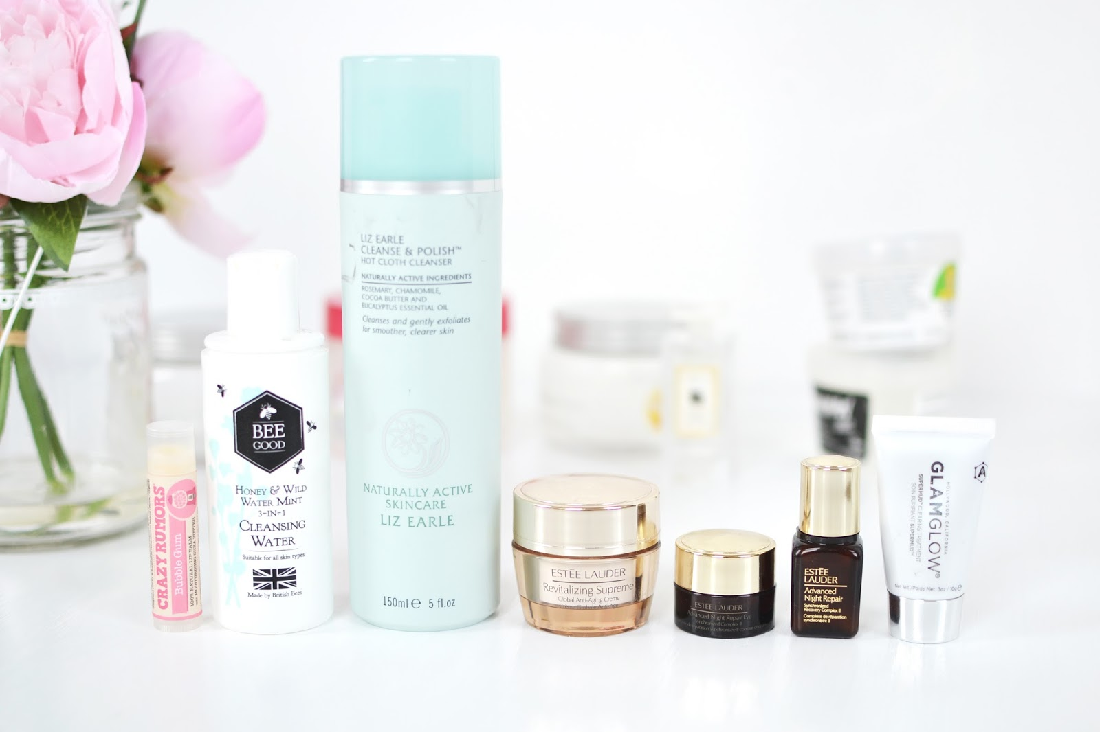 skincare recommendations from beauty blogger