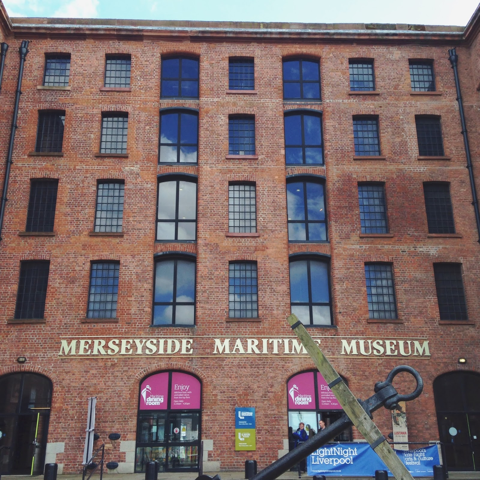 Mersyside maritime museum